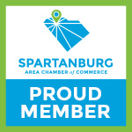 proud member of the Spartanburg Chamber of Commerce